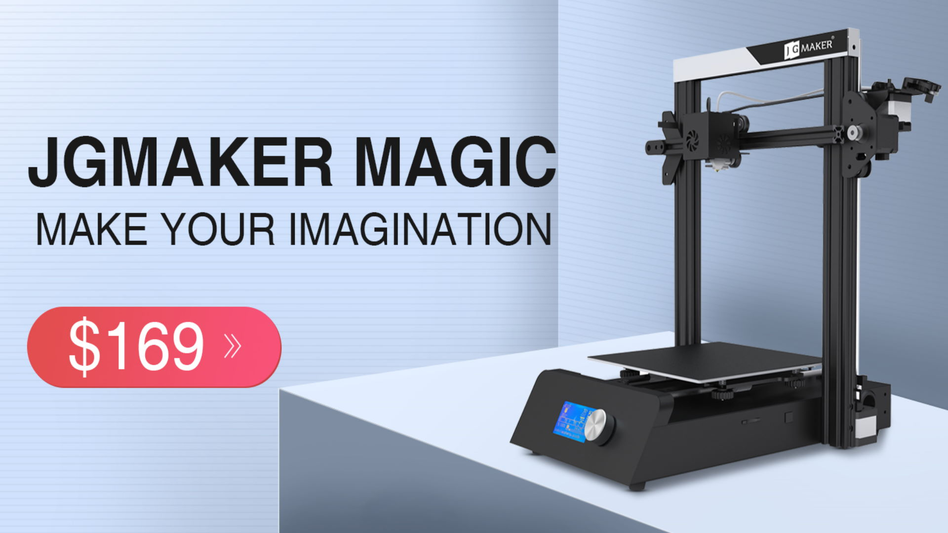 imrpiamnte 3D JGMaker Magic