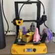 Test de l'imprimante 3D Artillery Hornet