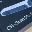 Flash test du scanner 3D Creality CR-Scan 01
