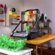 Infinity3D: L'imprimante qui imprime à la chaine à 45° ou à 90°